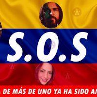 "😰 FUERTE: J Balvin ""NOS ESTÁN AM3NAZANDO"" | Maluma, Karol G, Shakira, Yankee | S0S Colombia"