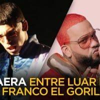 """LUAR La L y Franco El Gorila se FALTAN el respeto en TIRAERA """"TODO LO QUE DEBES SABER"""""""