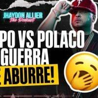 """TEMPO VS POLACO """"UNA GUERRA QUE ABURRE""""   JHAYDON ALLIER """"THE PODCAST"""""""